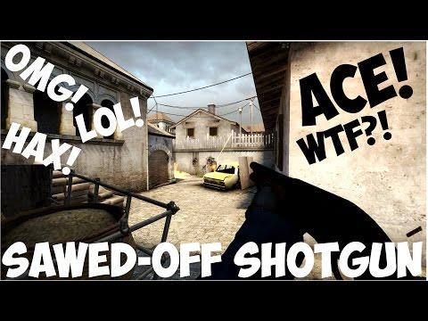 ● SAWED-OFF SHOTGUN ACE!!! ● #Yahiko