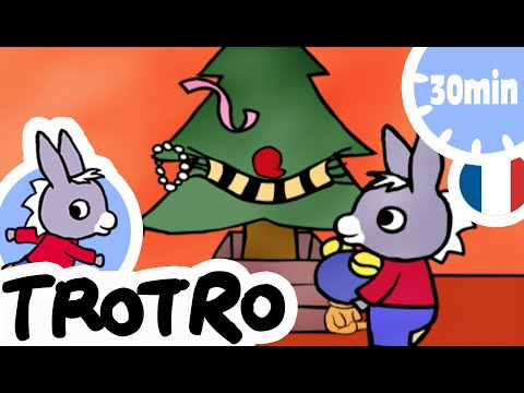 Trotro Les Vacances De Noel Youtube