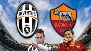 FIFA 15 - JUVENTUS - ROMA -     [TATINO TELECRONISTA ] SUPER BIG MATCH