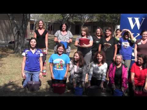 Villareal Elementary School Ice Bucket Challenge