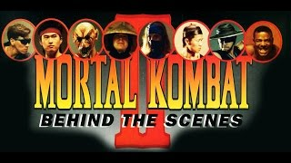 Mortal Kombat II - Behind The Scenes