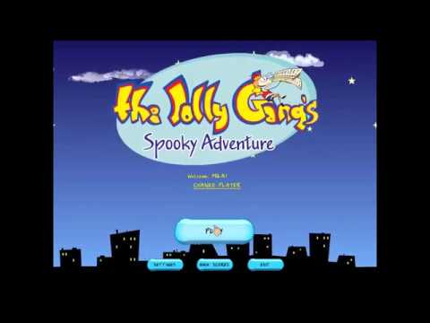 The Jolly Gang's Spooky Adventure Walkthrough, part 1 |