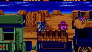 "[TAS] Genesis Sunset Riders ""2 players"" by Juarez in 09:54.41"