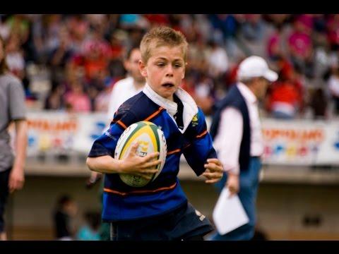 Leonardo Marin Mogliano rugby 6 anni di mete