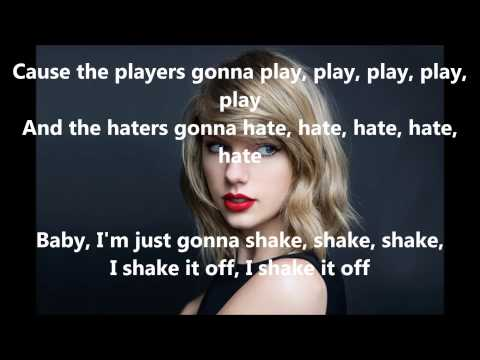 Shake it off  - Taylor Swift. Awesome Funny cover song and lyrics