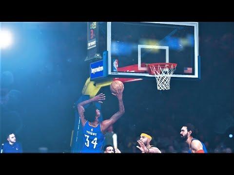 NBA 2k20 Season | Thunder Vs Warriors | Live Stream | Start Season Mode | NBA 2k19