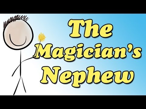 The Magician's Nephew by C.S. Lewis (Book Summary and Review) – Minute Book Report
