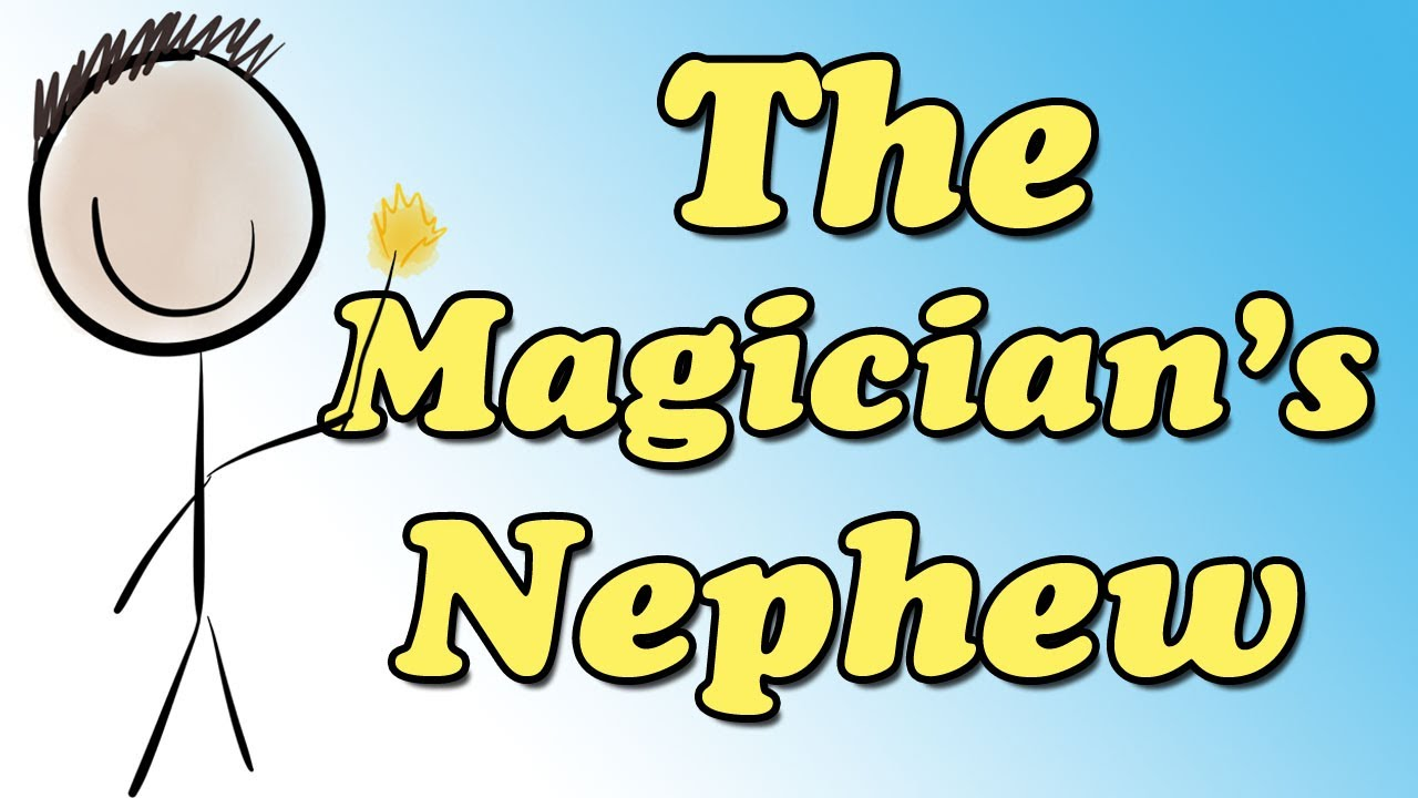 The Magician's Nephew Summary & Study Guide