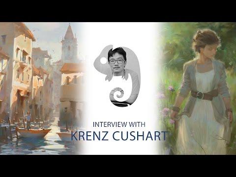 Krenz Cushart Interview