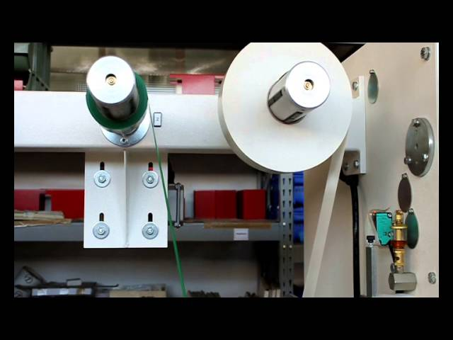 GD 301 D Flat Bed Die Cutting Press with Liner Change + Guillotine