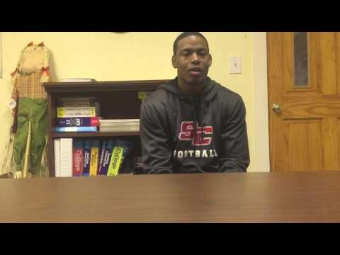 Statesville Christian School Spotlight - Deshon Holmes