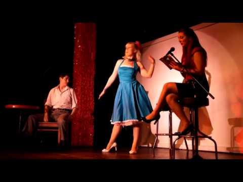 Beebo Brinker Pulp Cabaret pt. 3 (Ann Bannon appearance!)