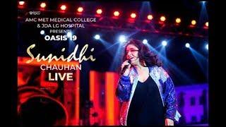 Halka Halka Suroor || Sunidhi Chauhan Live at OASIS 2019, Ahmedabad