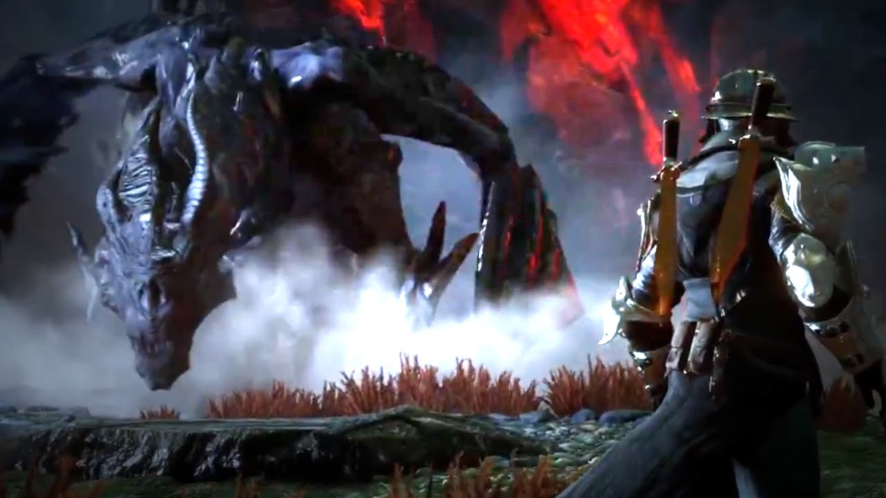 how to kill dragon in inquisition