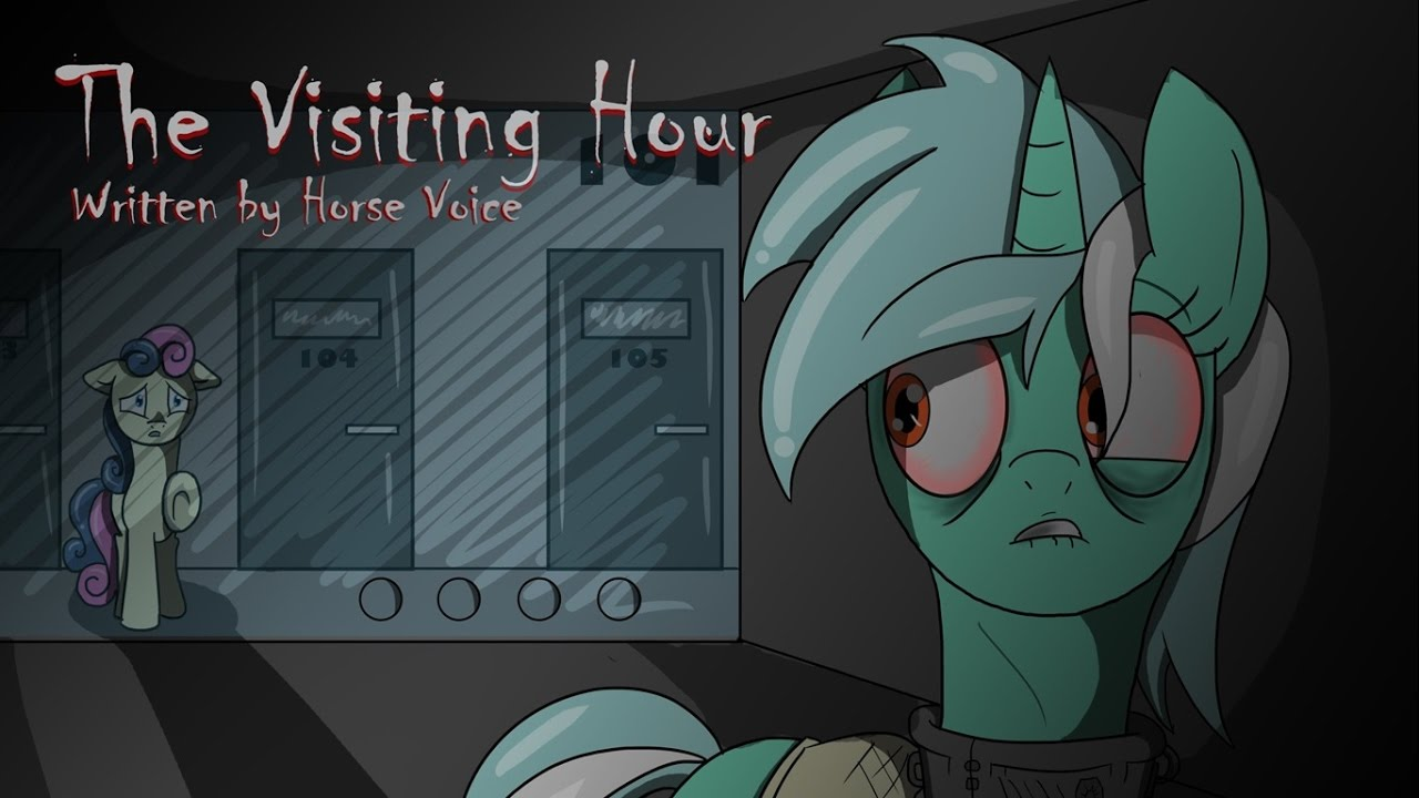 pony tales mlp fanfic readings the visiting hour