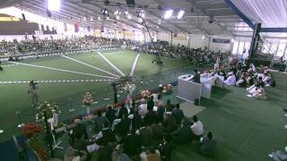 Jalsa Salana UK 2012: Day 3, Morning Session Nazm