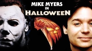 Halloween with Mike Myers as Michael Myers