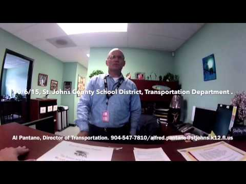 St. Johns County, School Bus Safety Investigations