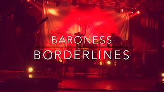 Baroness - Borderlines - LIVE - House of Blues - Anaheim 3/14/19