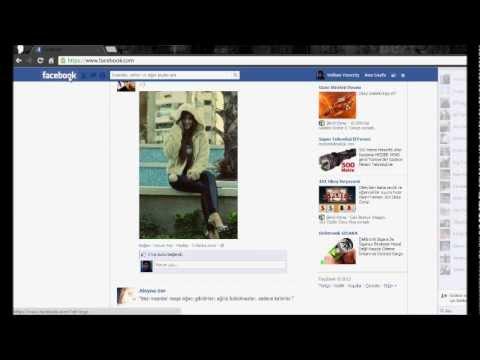 Caps Yapma Facebook