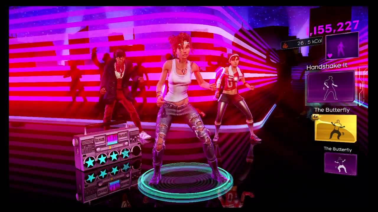 Da' Butt (Dance Central 3 - Hard 100% *5 Gold Stars) - YouTube