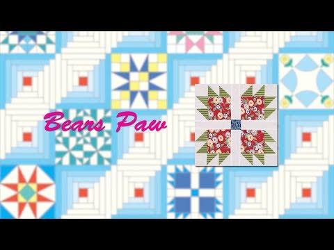 "Block Party May 2018 ""Bears Paw"""
