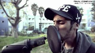 Mister Ach ft Amine Yamaoui - Acoustique Freestyle ( Live )