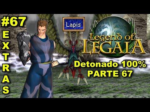 Extras De Legend Of Legaia #3 - Parte 67 - Lapis - (Chefe Opcional E Secreto)