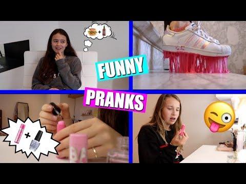 FUNNY PRANKS! |  GRAPPIGE DIY PRANKS!