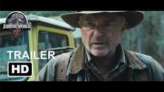 Jurassic World 3: World's End | Fan Trailer | (2021) Chris Pratt, Bradley Cooper