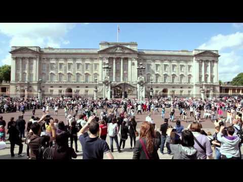 Big Dance's Buckingham Palace 'Flash Mob'