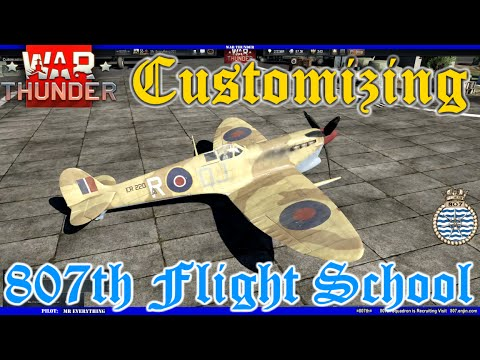 How to make Custom Skins for your planes in Warthunder | FunnyCat TV