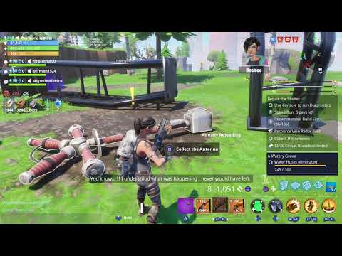 bandwidth issues canny valley fortnite save the world - fortnite save the world bandwidth issues