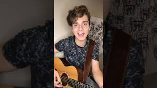 Gambar cover Lauv - Sims (Max Parker Cover)