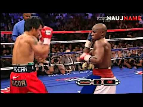 Floyd mayweather vs Manny pacquiao Full fight - YouTube