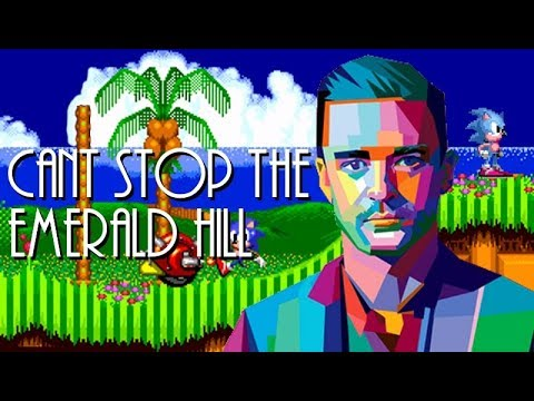 Justin Timberlake - Cant Stop The Feeling (Emerald Hill Zone Remix)