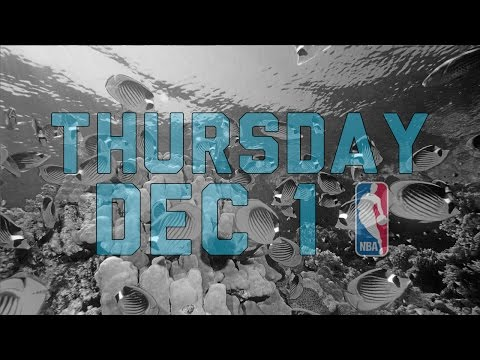 NBA Daily Show: Dec. 1 - The Starters