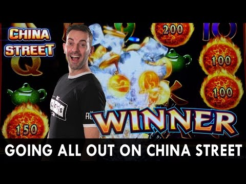 🔥 ALL OUT on ULTIMATE Fire Link China Street 🏮 Comeback BONUS Winning 🎰 BCSlots from YouTube · Duration:  31 minutes 43 seconds