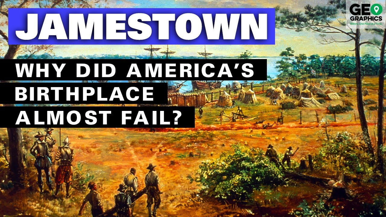 Download Jamestown: Why Did America's Birthplace Almost Fail?