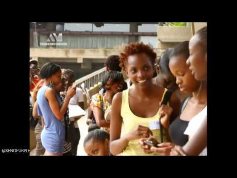 Africas Next Top Model S01E01