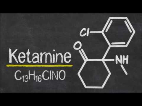 Krytax - Lijntje Ketamine