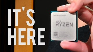 RYZEN has come to save us! AMD drops the bomb