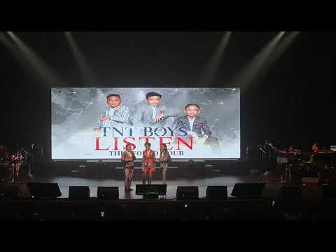 "TNT Boys ""Listen"" World Tour 2019 part 1 (direct audio)"