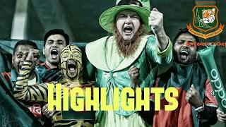Ireland vs Bangladesh 1st ODI |Tri-series 2017| |Highlights| no result