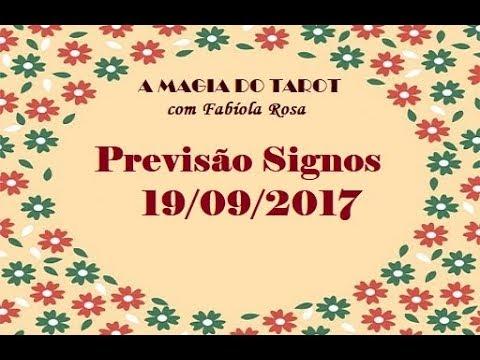 Baixar Previsão para todos os Signos 19/09/2017 | A MAGIA DO TAROT com Fabíola Rosa