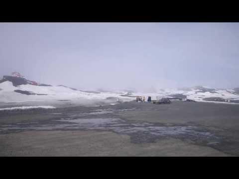 Landing on King George Island, Antarctica | 2014 | January 1st, 2014