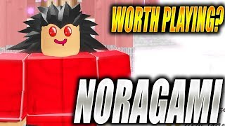 Noragami: Heavens XL | New Roblox Game Worth Playing? | iBeMaine