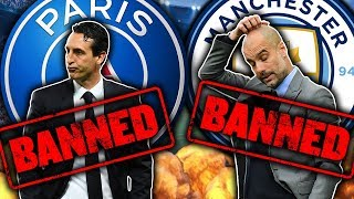 Could Manchester City & PSG Receive Transfer BANS?! | Transfer Talk