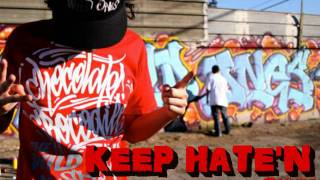 Keep Hate'n [lyrics] Thumbnail