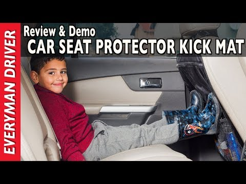 car-seat-protector-kick-mat-review-and-demo-on-everyman-driver